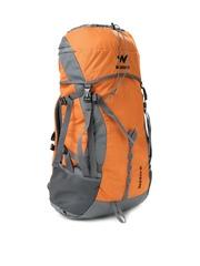 Wildcraft Men Orange & Grey Rock & Ice Rucksack