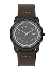 Roadster Men Grey Analogue Watch RD21-C