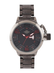 Roadster Men Black Dial Watch RD13-A