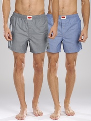 Levi's Pack of 2 Assorted Boxer Briefs 200
