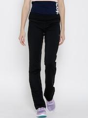 Adidas Black Basics Track Pants