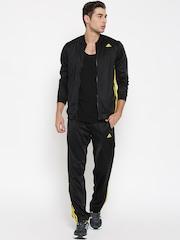Adidas Black TS ESS KN Training Tracksuit