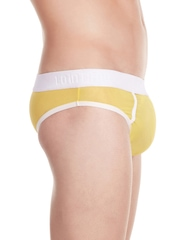 La Intimo Men Yellow Briefs LIMB003YW0