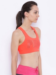 PUMA Orange DryCELL Sports Bra 51396517