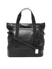 PUMA Black Evo Shopper Bag