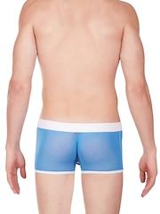La Intimo Men Turquoise Blue Trunks LIBO002BE0