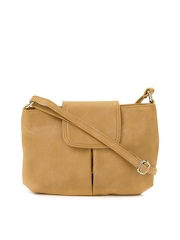 DressBerry Brown Sling Bag
