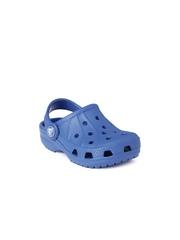 Crocs Kids Blue Ralen Clogs