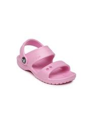 Crocs Girls Pink Clogs