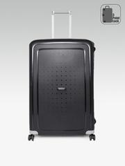 Samsonite Unisex Black S'cure SP Medium Trolley Suitcase
