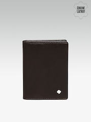 Samsonite Unisex Black Genuine Leather Wallet