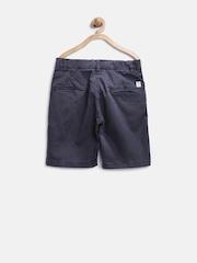 612 league Boys Navy Shorts