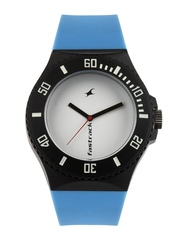 Fastrack Unisex Blue Analogue Multistrap Watch 9949PP03