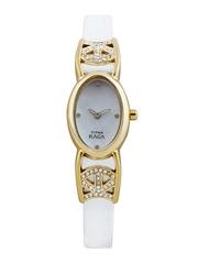 Titan Raga Women Pearly White Dial Watch NE9933YL01J