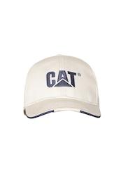 CAT Men Beige Insert Cap
