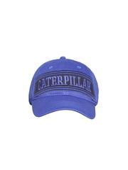 CAT Men Navy Insignia Cap