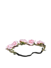 The Hairklip Pink Floral Hairband