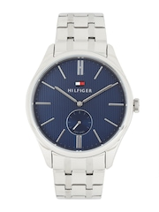 Tommy Hilfiger Men Navy Analogue Watch NATH1791171J