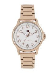 Tommy Hilfiger Women Rose-Toned Analogue Watch TH1781657J