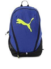 Puma Unisex Blue duraBASE Backpack