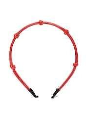 ToniQ Red Hairband