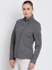 Fort Collins Grey Melange Coat