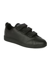 Adidas NEO Men Black VS Advantage Clean Sneakers