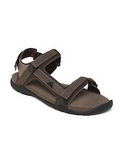 Adidas Men Brown Ravish M Sports Sandals