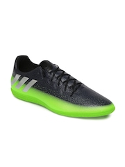 Adidas Men Charcoal Grey MESSI 16.3 IN Football Shoes