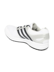 Adidas Men White Galactus 1.0 Running Shoes