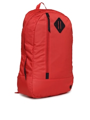 John Players Men Red Backpack