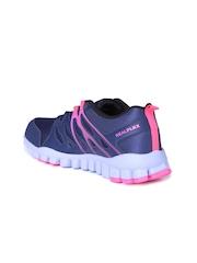 Reebok Women Navy RealFlex 4.0 Training Shoes