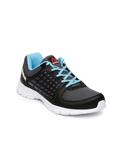 Reebok Women Grey & Black Electrify Speed Running Shoes