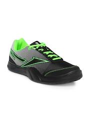 Reebok Men Black Athletic Run 2.0 Running Shoes
