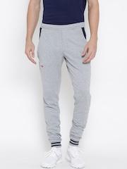 FILA Grey Melange HAUL Track Pants