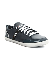 FILA Men Navy Solid Destroy IV Sneakers