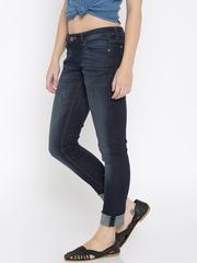 Lee Women Blue Skinny Fit Jeans