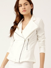 all about you from Deepika Padukone White Jacket