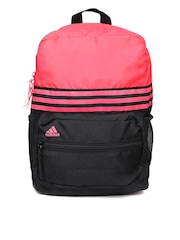 Adidas Unisex Pink ASBP XS 3S Backpack