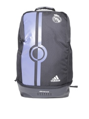 Adidas Unisex Black Real CLMCO Printed Backpack