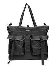 Adidas Originals Unisex Black Shopper Bag