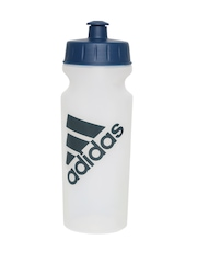 Adidas Unisex White PERF Sipper Water Bottle