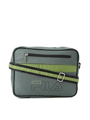 FILA Unisex Grey Venus Messenger Bag