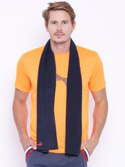 Puma Navy Snow Fleece Scarf