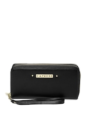 Caprese Women Black Andalucian Wallet