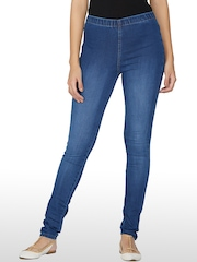 Kraus Jeans Blue Jeggings
