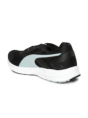 Puma Men Black Descendant v3 Running Shoes