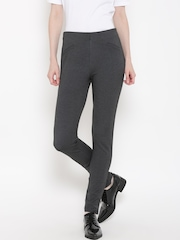 United Colors of Benetton Grey Treggings