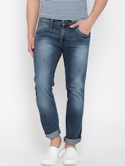 Wrangler Blue Greensboro Fit Jeans