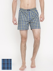 Liberty Pack of 2 Checked Boxers 8907158049436